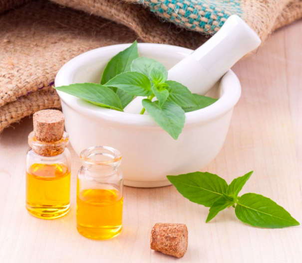 aceites esenciales aromaterapias