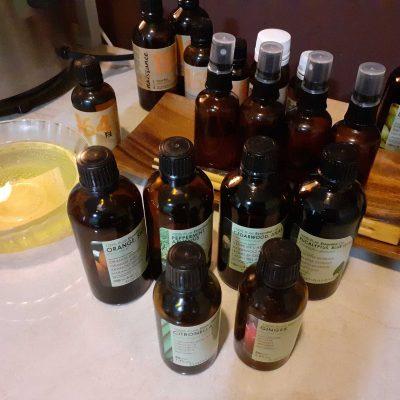 masajes con aceites esenciales castelldefels